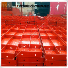 TSX-F20083 Forms for concrete wall slab / metal Construction formwork / metal formwork for building