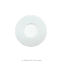 white circle with no sclera cover crazy contact lens