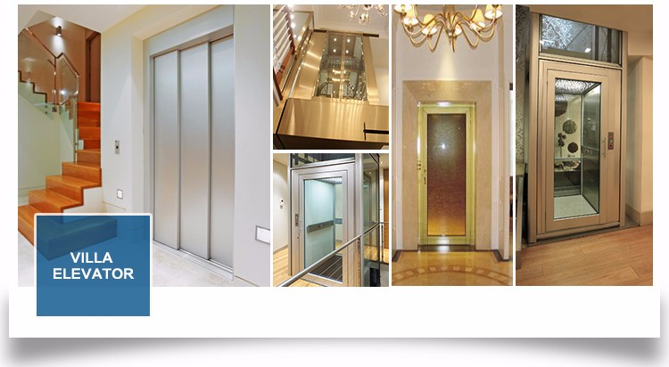 Professional durabl cheap home house elevator small used for Houses with elevators for sale