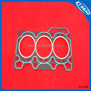 Various excavator cylinder head gasket 6SD1 for EX300-2 engine parts piston camshaft turbo kit ring