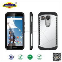 Heavy Duty Tough Armor Hard Case, Cover Ultra Protective Shockproof for LG Nexus 5X