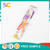 high quality nylon classic adult toothbrush for dental cleaning