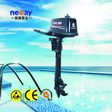 Suzhou manufacturer of 2 stroke 5 hp outboard engine