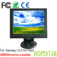 POS 12 Inch Car LCD Monitor with VGA AV S-Video