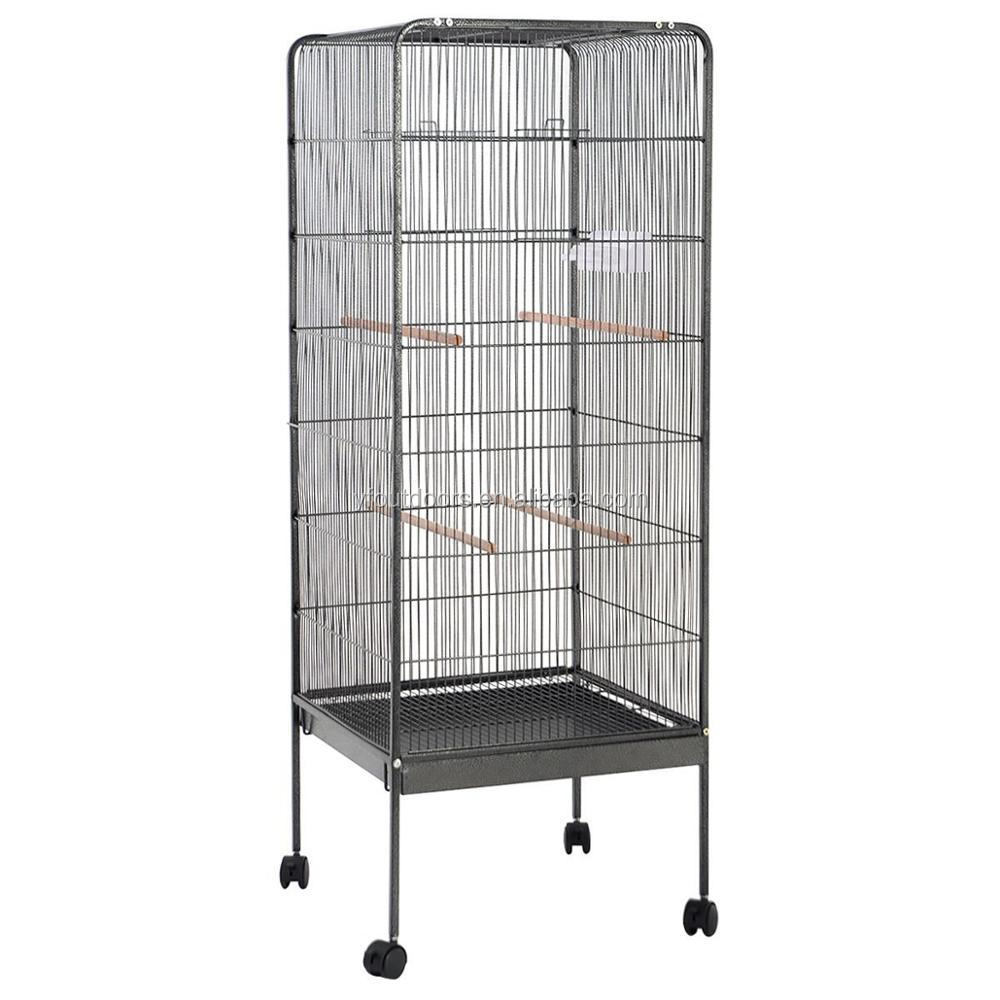 New style low price parrot cage stand with large