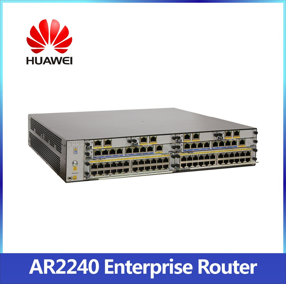 HUAWEI AR2240 VDSL VoIP Modem Router supports PBX SIP Server 3G LTE