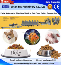 Automatic fish feed dog cat bird animal pet food process machine