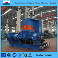 Silicone Rubber Kneader with PLC Controller