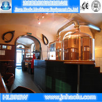 micro beer brewing equipment,copper hotel beer brewery equipment