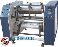 WRS-050 Professional Stretch Film Slitting Rewinding Machine /Cling Film Slitter and Rewinder
