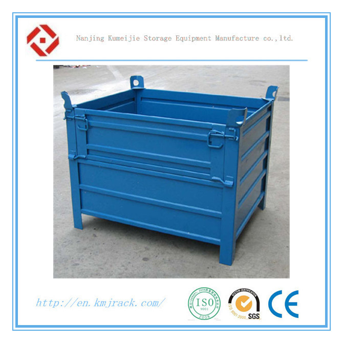 Stackable Stainless Steel Corrugated Pallet Box