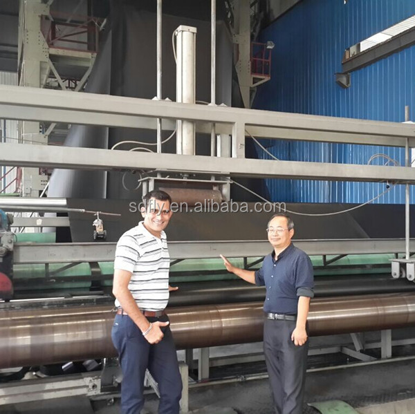 Most Professional Manufacturer of Geomembrane Production <strong>Line</strong>