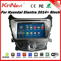 Kirinavi WC-HE8054 android 5.1 car multimedia for hyundai elantra 2014 2015 2016 car entertainment system audio wifi 3g