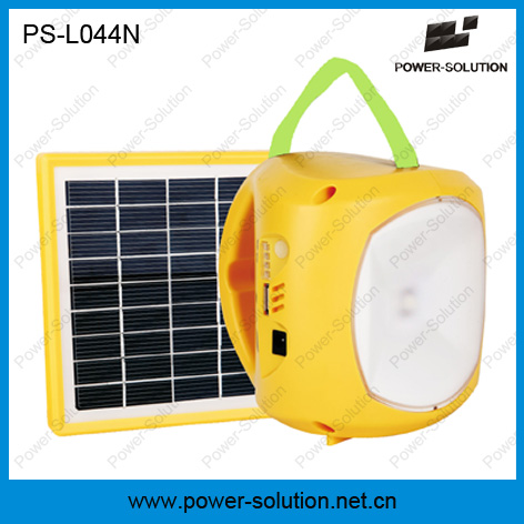 camping lighting portable solar lantern light with li-ion battery