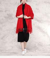 custom hand knit 100% wool shawl