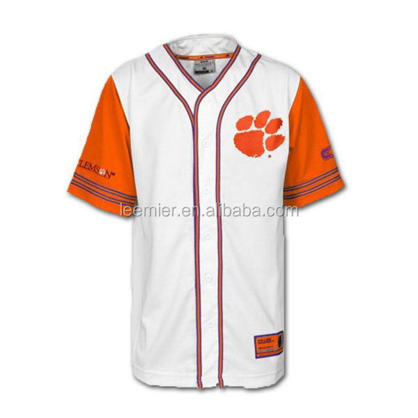 Hot selling toddler dry fit baseball jersey