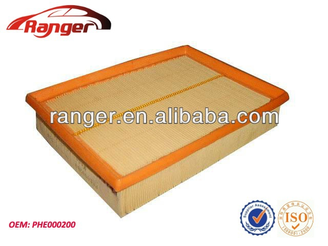 PHE000200 good quality cheap ROEWE air filter