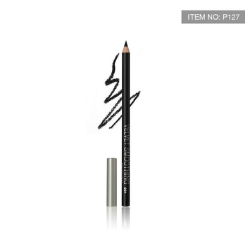 Menow P127 Makeup Lipliner Cosmetic Black Eyeliner Pencil