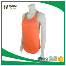 OEM Hot Sale Fashionable Women Active Sportswear Fitness Yoga Tank Crop Top