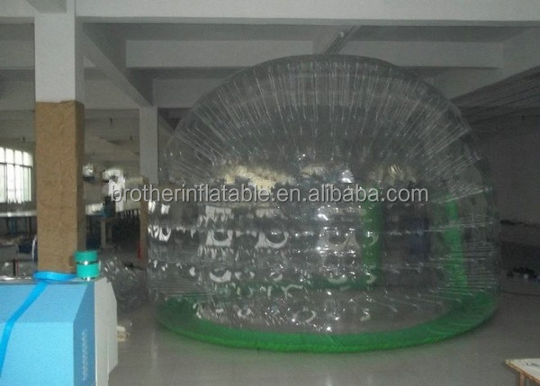 Factory Price One Time Clear Bubble Tent Party Event Tent inflatable advertising customized inflatable tent