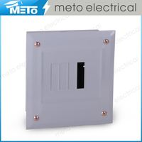 METO Electrical 120/240V Flush Design Single Phase Load Center 100amp Residential Panel Box