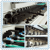 Intelligent flat grinding machine for toothbrush production line