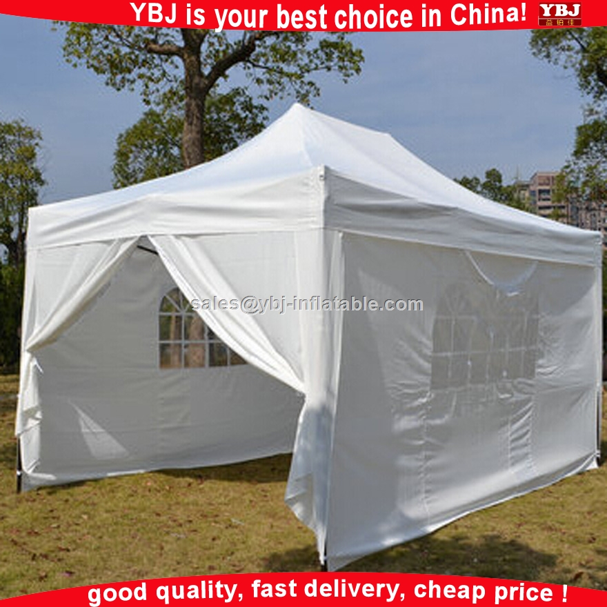 3x3 pop up customized exhibition folding gazebo tent canopy tent / pop up tent cheap
