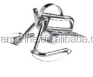 STAINLESS STEEL S STEEL DAVITS FOR