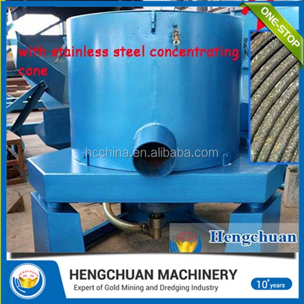 Gravity Centrifugal Concentrator STL60 Tin Mining Equipment