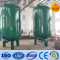 Automatic Backwash Activated Carbon/ Quartz Sand Water Filter for Waste Water Purification