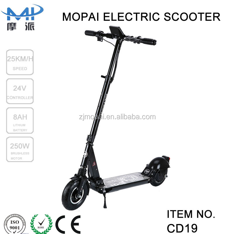 CD19 ALUMINUM ALLOY IN-WHEEL MOTOR SURFING STAR ELECTRIC SCOOTER ROAM