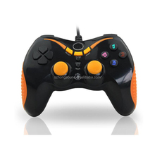 Smart Device Game USB Wired Dual Vibration Twin USB Gamepad For Pc/ TV Box