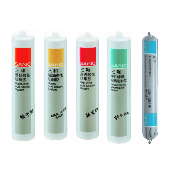 Neutral Weather-Proof Silicone Sealant(Flexible Package)
