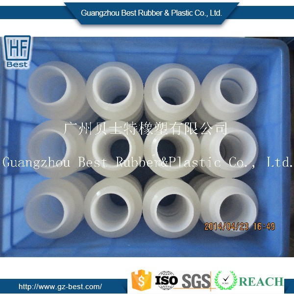 Injection molded plastic products PC/PE/PS/PFA/PTFE/PEI