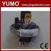 YUMO LFS-03 5mbar 2500mbar Pressure control switch water tank pressure switch