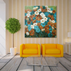 Custom printed colorful canvas art wall painting for living room
