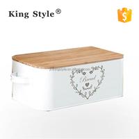 Metal Bread Storage Box/ Bread Bin / Bread Case (KS-BB010)