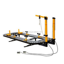 Portable auto frame machine/Car body collision repair system