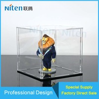 Manufacturer Customized Acrylic Toy Display Box / Hot Sale Acrylic Case For Models