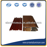 Good sale various profiled aluminium
