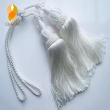 designer home decor curtain tiebacks tassels fringe made in china