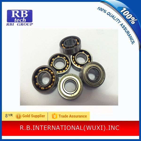 Miniature Precision Deep Groove Ball Bearing 699z