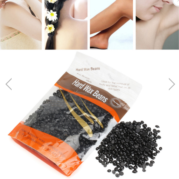 2017 new products 10 flavors hair removal hard wax beans for hair removal