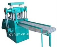 Factory price ball / tablet / pillow shisha charcoal making machine