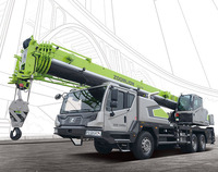 70 ton ZOOMLION Telescopic Mobile Truck Crane QY70V532 with 2 Section Jib