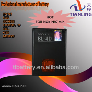 Mobile Phone Battery Bl-4d For Nokia N97mini N8 Parts