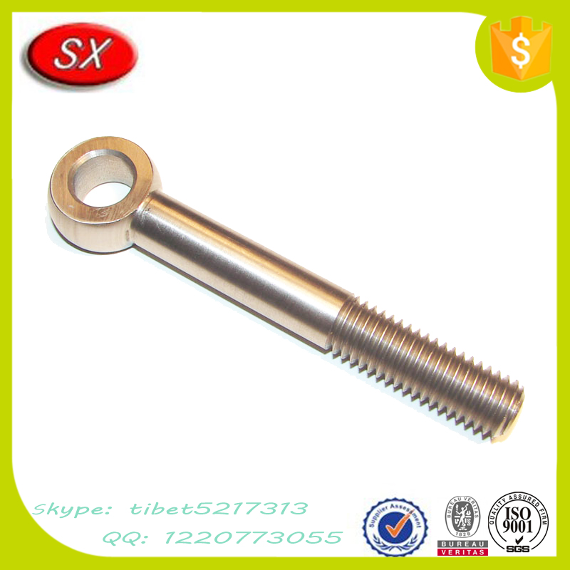 Large stainless steel eye bolts manufacture in Dongguan