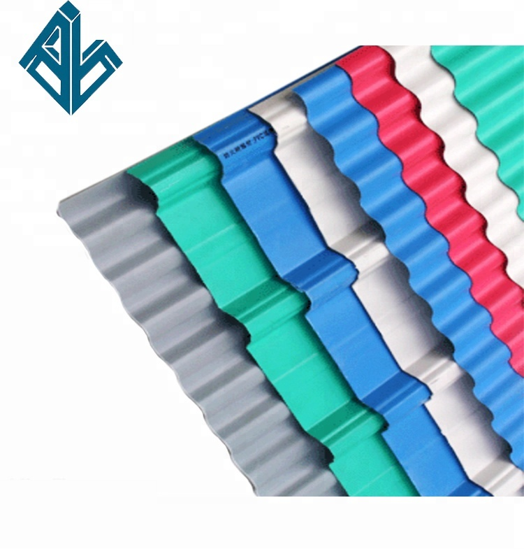 AZ 55 GSM Color Steel Corrugated Roofing Sheet <strong>Price</strong>