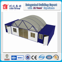 20ft prefabricated office container building