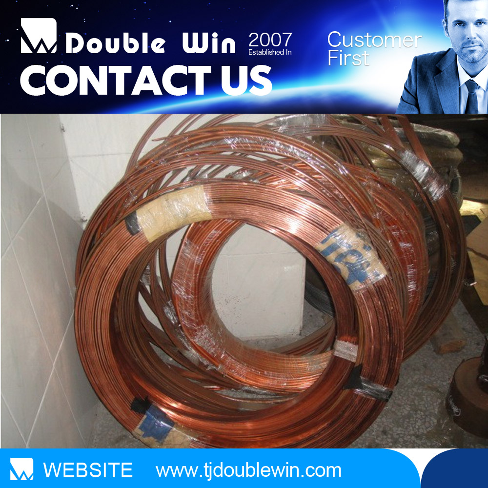 air conditioner copper pipe/ copper tube coil price